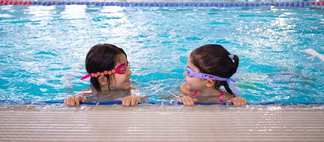 BlueFit Swimming Returns!