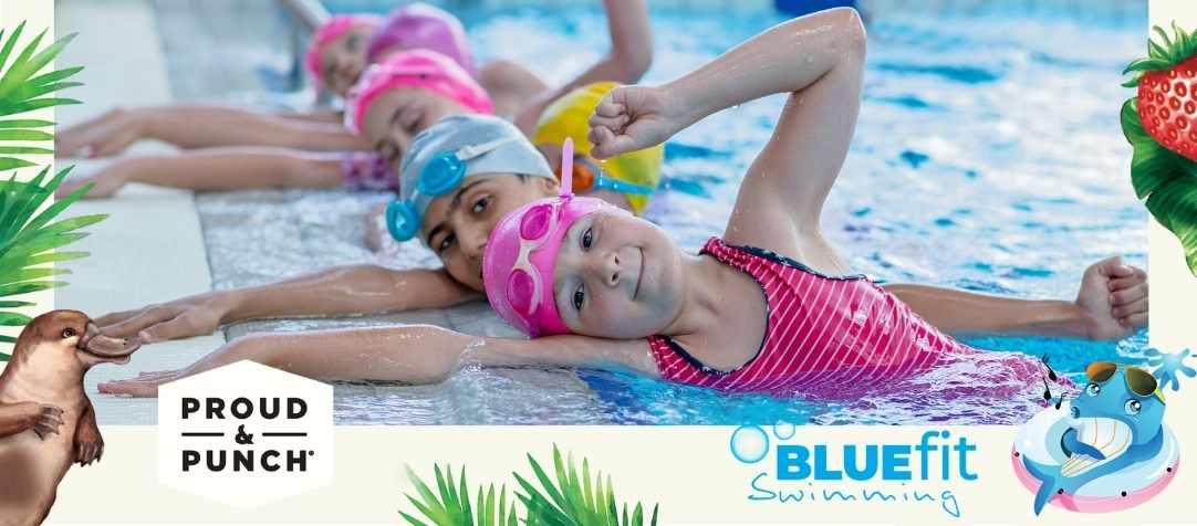 BlueFit Swimming's Swimmer Of The Month: Mar 2021
