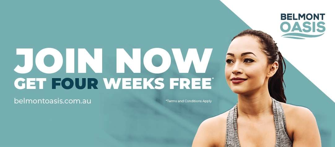 Join Now & Receive 4 Weeks FREE!